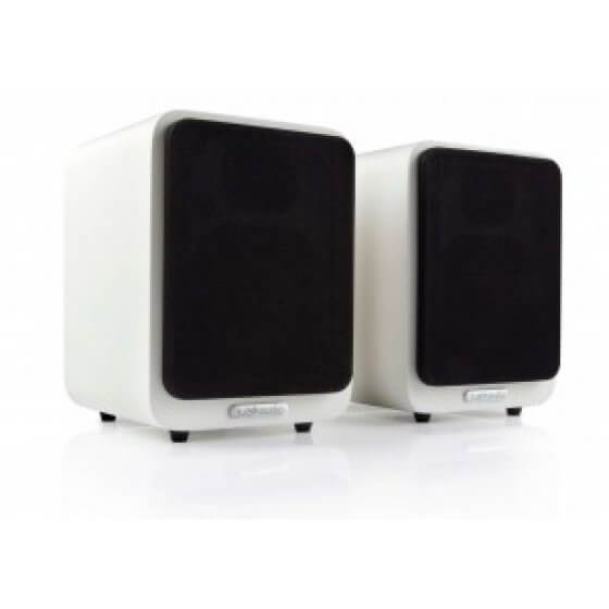 Ruark Audio MR1 speaker system - mat white (ex-demo)