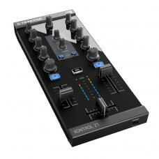 Native Instruments Traktor Kontrol Z1 2 channel iOS/USB mixer