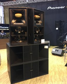 Pioneer Rental SPPIOXYMEGAFRONT+INST+STBY