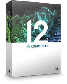 Native Instruments Komplete 12 UPGRADE from K3-11
