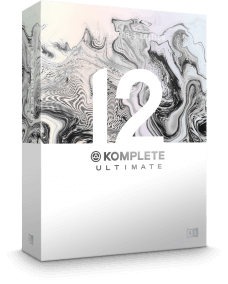 Native Instruments Komplete 12 Ultimate Collectors Edition UPGRADE K8-12