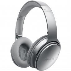 Bose QuietComfort  35 II silver -  wireless headphones