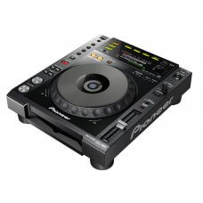 Pioneer CDJ-850-K multi media player black