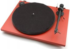 Pro-ject Essential Phono USB Red