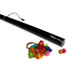 Fol Electric 80 cm Shooter  Mixed colors = paper streamers 8 m