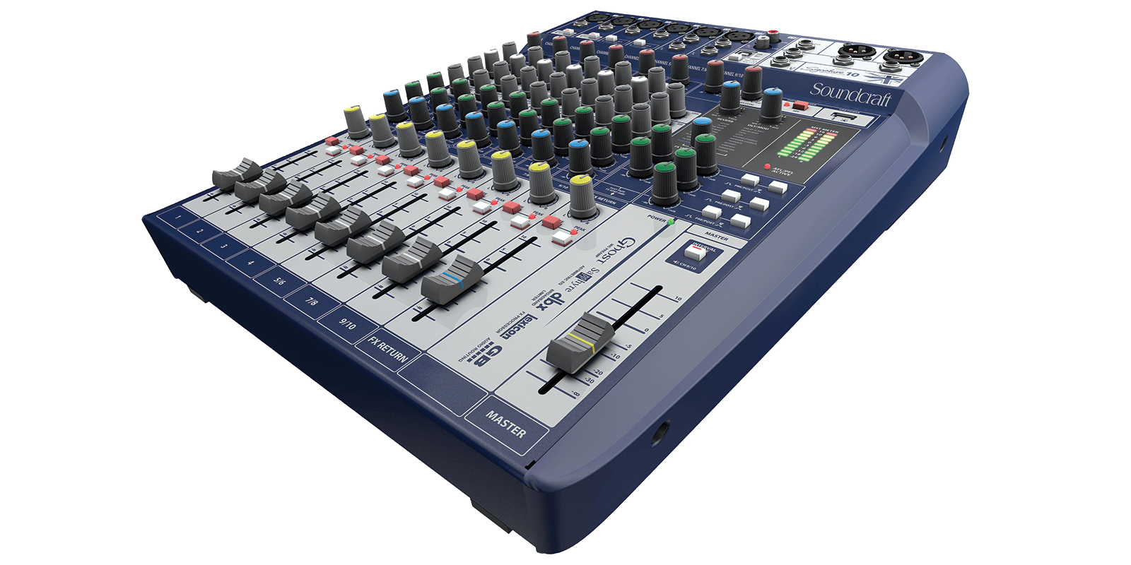 Soundcraft Rental MIXPASOUNDCRAFT10