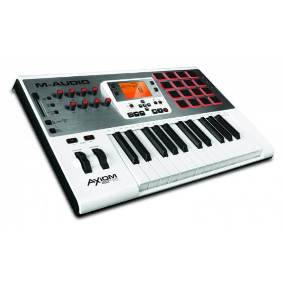 M-Audio AXIOM AIR 25 USB MIDI Keyboard