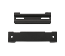 Bose Omnijewel C Channel Wall Bracket, Black