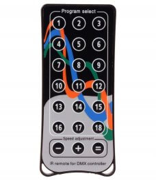 Chauvet Xpress Remote (IR Remote Control for Xpress 512 Plus)