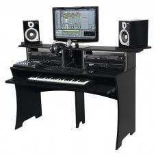 Glorious DJ WORKBENCH BLACK
