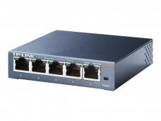 TP-LINK TL-SG105 5-Port Metal Gigabit Switch