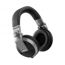 Pioneer HDJ-X5-S DJ headphone Silver