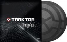 Native Instruments Traktor Scratch Butter Rug
