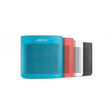 Bose SoundLink Colour Bluetooth speaker II - Aqt Blu