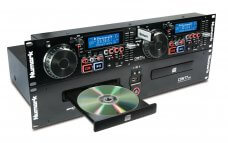 Numark CDN77USB Professional Dual USB and MP3 CD player