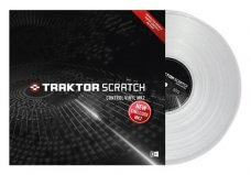 Native Instruments Traktor Scratch Control Vinyl Clear MKII