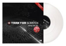 Native Instruments Traktor Scratch Control Vinyl White MKII
