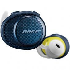 Bose SoundSport FREE Wireless headphones - navy/cytron