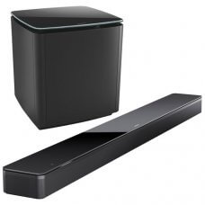 Bose PAKKET: soundbar 700 + Bass 700 (black or white)