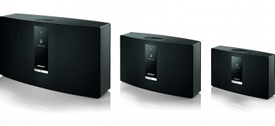 Audiostremaing bose Soundtouch