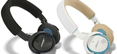 Bose SoundLink on-ear Bluetooth Headphone