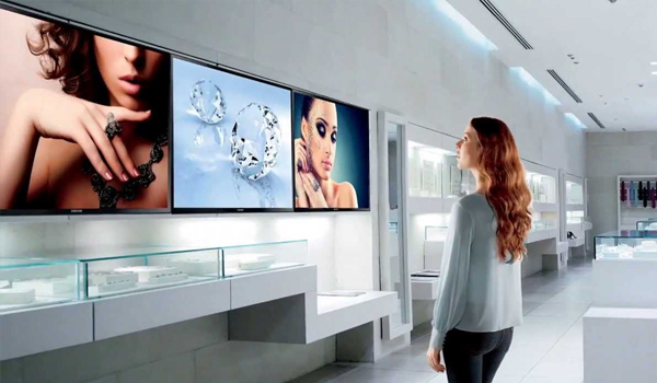 AV projecten - digital signage