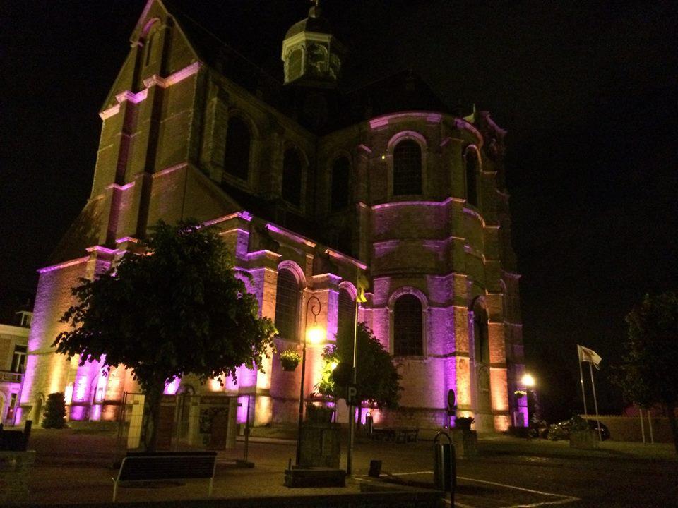 Location lumière: Beieaardfeesten Grimbergen