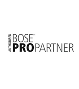 Authorised Bose Pro partner