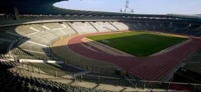 Geluidsinstallatie nationaal stadium