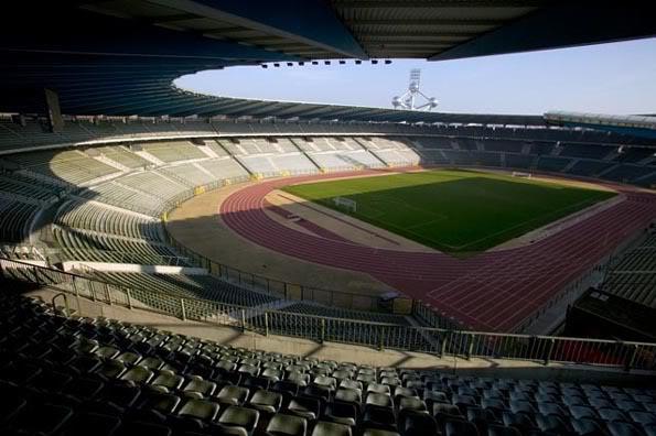 Installation de son pour stade national