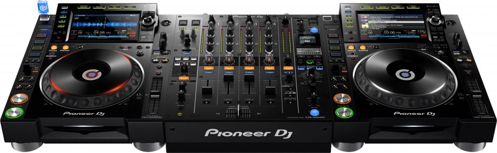 Goedkoop Pioneer NXS2 set kopen bij Fol