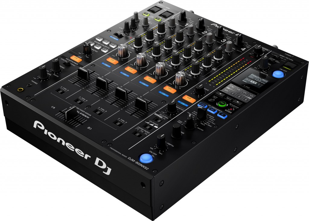 Pioneer DJ DJM 900NXS2