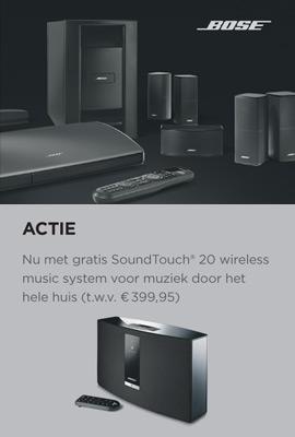 Bose Soundtouch gratis !