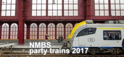 NMBS party trains logo fol 2