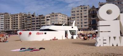 Geluidsinstallatie Q-beach house