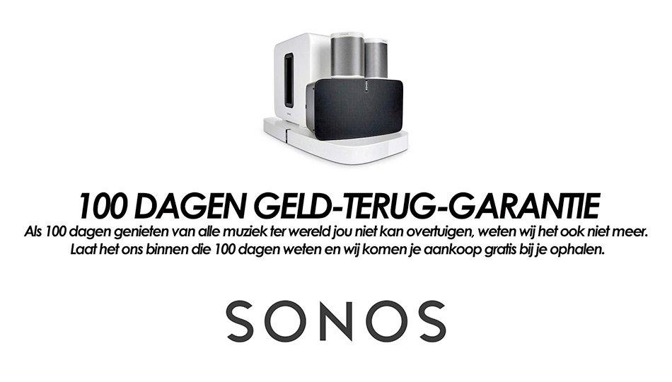 Sonos-100-dagen